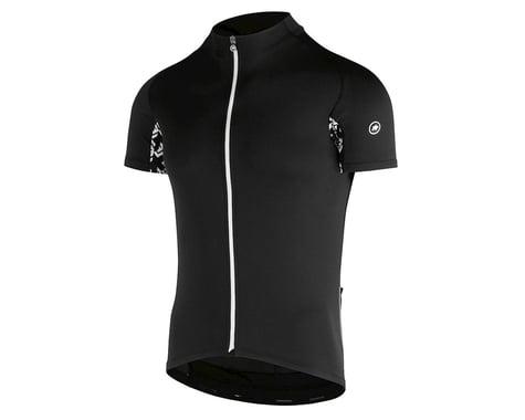 Assos Men's Mille GT Short Sleeve Jersey (Black Series) (M)