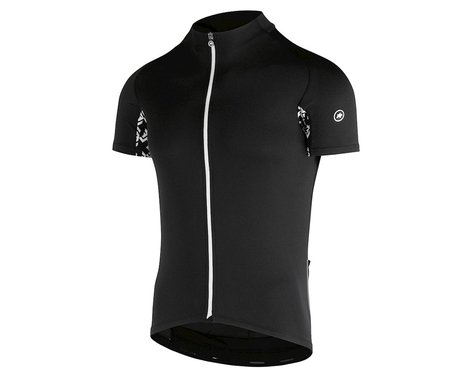 Assos Men's Mille GT Short Sleeve Jersey (Black Series) (S)
