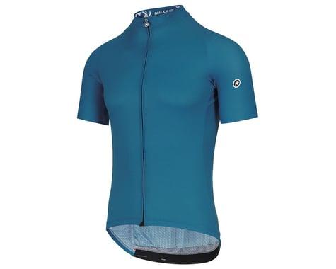 Assos MILLE GT Short Sleeve Jersey C2 (Adamant Blue) (XLG)