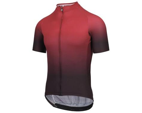 Assos MILLE GT Shifter Short Sleeve Jersey C2 (Vignaccia Red) (XLG)