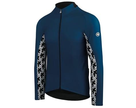 Assos MILLE GT Spring/Fall Long Sleeve Jersey (Caleum Blue) (M)