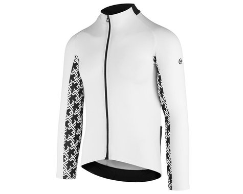Assos MILLE GT Summer Long Sleeve Jersey (Holy White) (S)