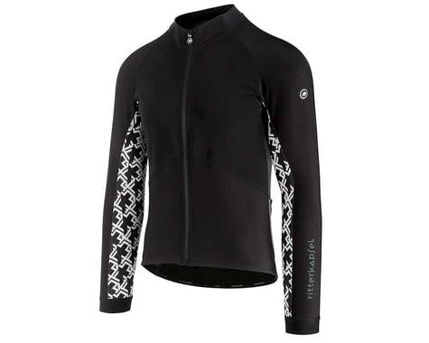 Assos Mille GT Spring/Fall Jacket (Black Series) (L)