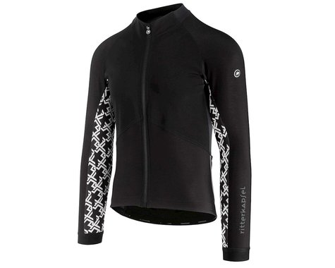 Assos Mille GT Spring/Fall Jacket (Black Series) (XLG)
