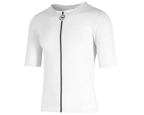 Assos Summer Short Sleeve Skin Layer (Holy White) (M)
