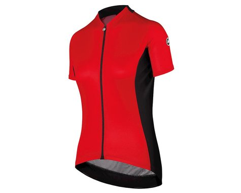 Assos Women's UMA GT Short Sleeve Jersey (National Red) (L)