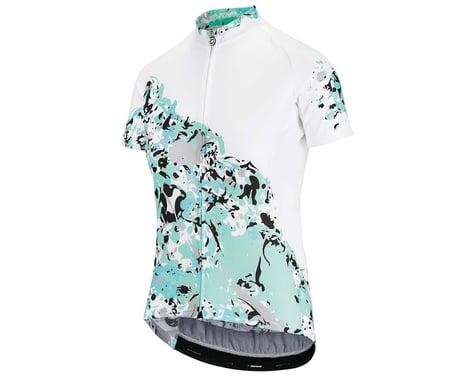Assos Women's Wild Short Sleeve Jersey (Marble) (L)