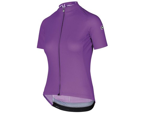 Assos Women's UMA GT Short Sleeve Jersey C2 (Venus Violet) (M)