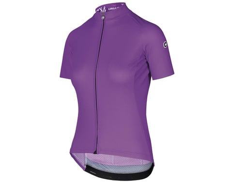 Assos Women's UMA GT Short Sleeve Jersey C2 (Venus Violet) (XL)