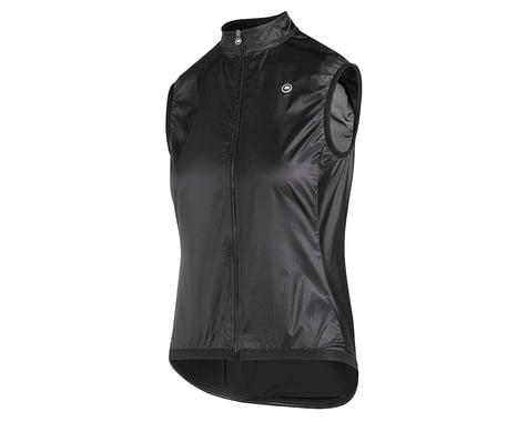 Assos UMA GT Women's Wind Vest (Black Series) (L)