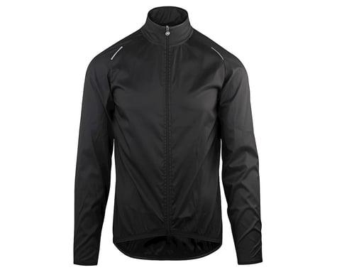 Assos Men's Mille GT Wind Jacket (Blackseries) (XL)