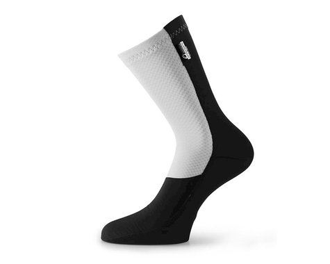 Assos FuguSpeer S7 Socks (White Panther) (M)