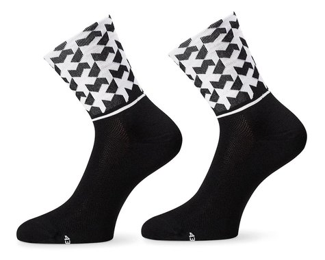 Assos Monogram Socks Evo8 (Black Series) (S)