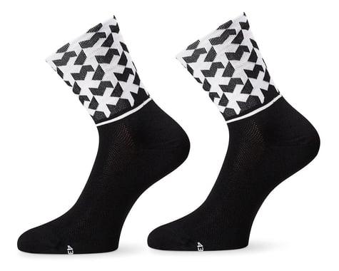 Assos Monogram Sock Evo8 (Black Series) (M)
