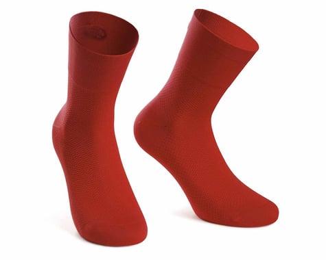 Assos Assosoires GT Socks (National Red) (L)