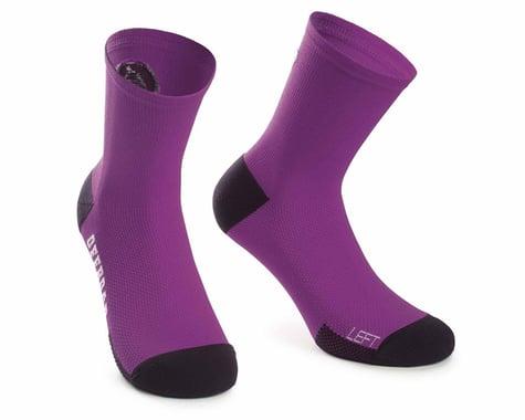 Assos XC Socks (Cactus Purple) (S)