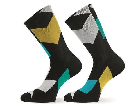 Assos Fastlane Rock Socks (Booster) (M)