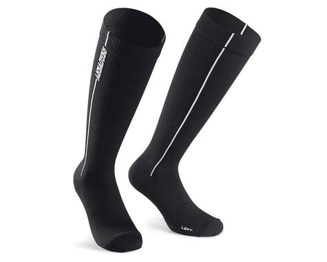 Assos Assosoires Recovery Socks (Black) (S)