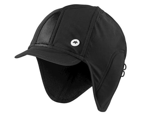 Assos FuguHelm Cycling Cap (Black Volkanga) (M)