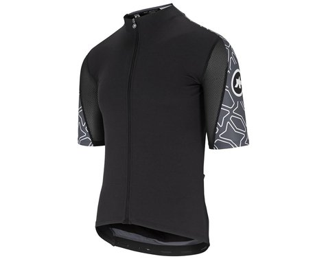 Assos Men's XC Short Sleeve Jersey (Black Series) (M)