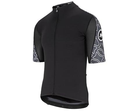 Assos Men's XC Short Sleeve Jersey (Black Series) (XL)