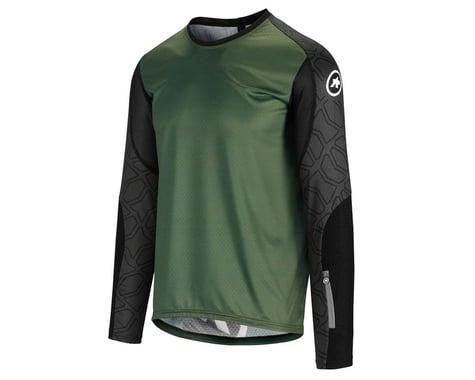 Assos Men's Trail Long Sleeve Jersey (Mugo Green) (S)