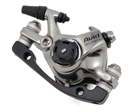 AVID BB7 Road SL Disc Brake Caliper (Grey) (w/ 160 mm HS1 Rotor)