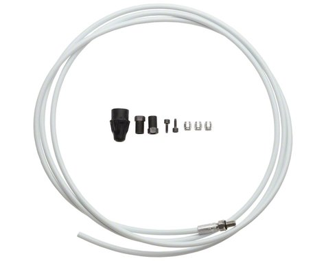 Avid Elixir Hydraulic Disc Brake Hose Kit (White)