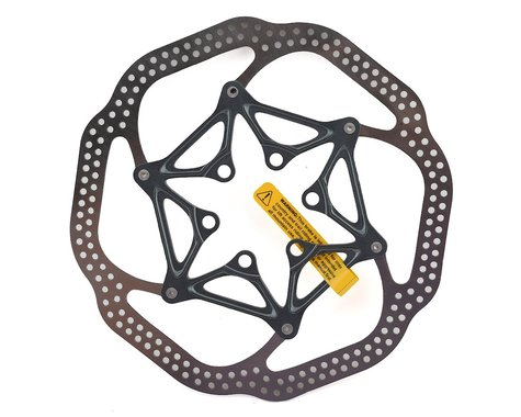 Avid HSX Heat-Shedding Disc Brake Rotor (6-Bolt) (1) (160mm)