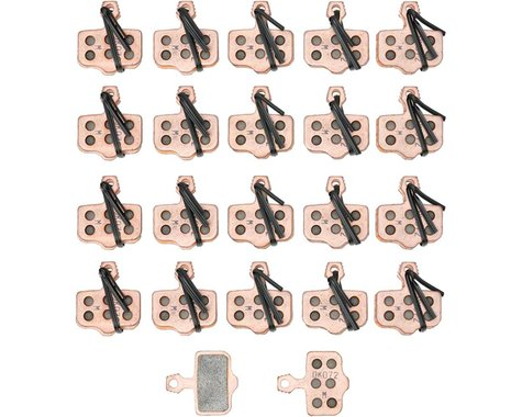 Avid Disc Brake Pads (Elixir, Sram Level/DB) (Sintered) (20 Pairs)