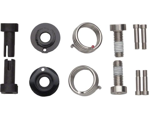 Avid Shorty Ultimate Arm Spring Service Parts Kit, Black Cover