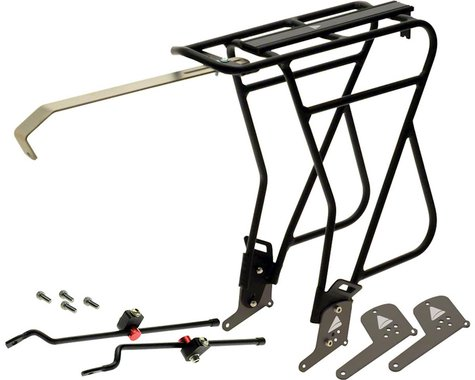 Axiom Journey Uni-Fit MK 3 Rear Rack (Aluminum)