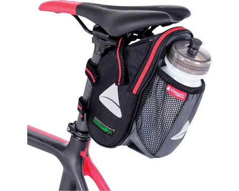 Axiom Seymour Oceanweave Wedge 1.3 H2O Saddle Bag (Black)