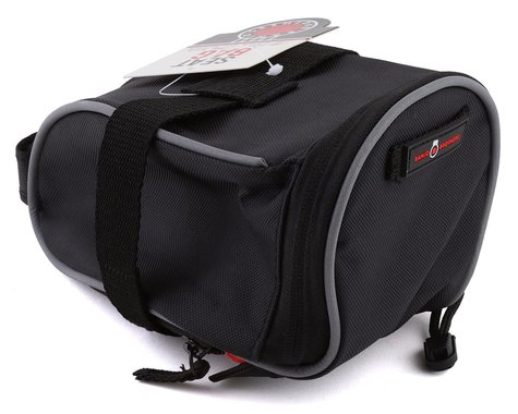 Banjo Brothers Saddle Bag (Black) (L)