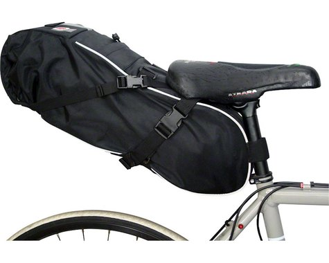 Banjo Brothers Waterproof Saddle Trunk (Black) (XL)