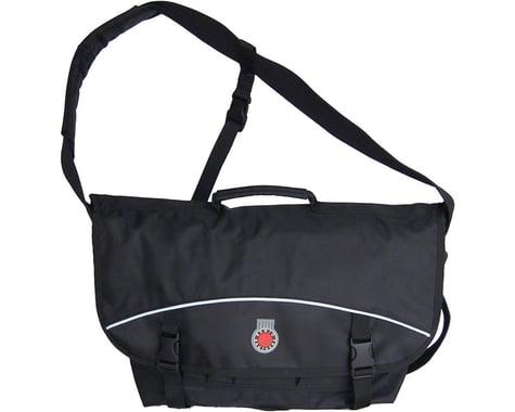 Banjo Brothers Messenger Bag (Black) (MD)