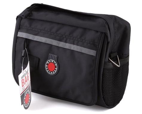Banjo Brothers QR Handlebar Bag (Black)