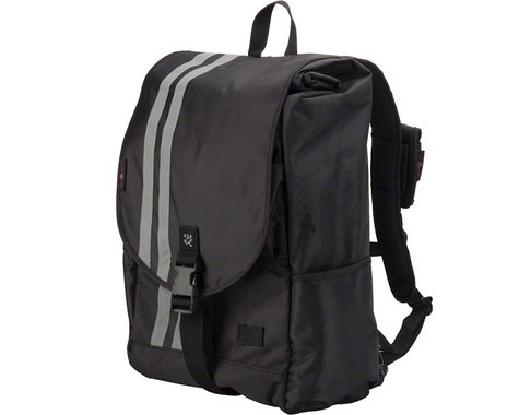 Banjo Brothers Commuter Backpack (Black) (L)