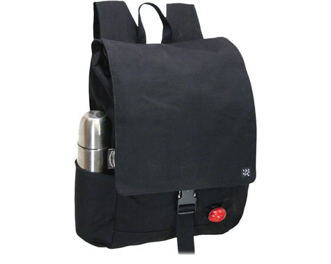 Banjo Brothers Minnehaha Canvas Commuter Backpack (MD)