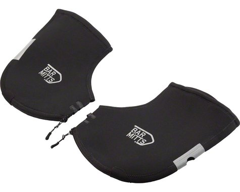 Bar Mitts Extreme Mountain / Commuter Pogie Handlebar Mittens: for Bar End Mirro