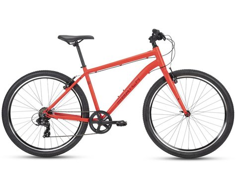 """Batch Bicycles 27.5"""" Lifestyle Bike (Matte Fire Red) (M)"""
