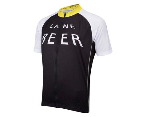 Belch Beer Lane Short Sleeve Jersey (Black/White)