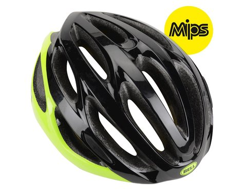 Bell Mach MIPS-Equipped Helmet (Matte Black/High Vis)