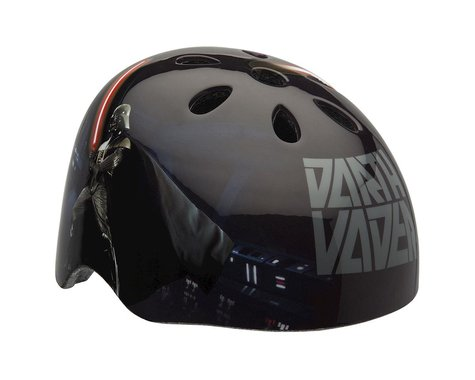 Bell Star Wars Darth Vader Multisport Youth Helmet (Gloss Black) (Youth)