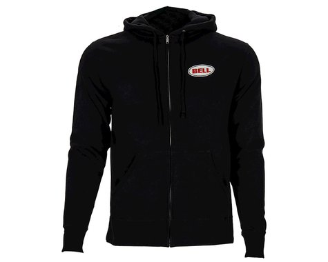 Bell Choice of Pros Zip Hoodie (Black) (M)