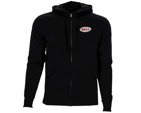Bell Choice of Pros Zip Hoodie (Black) (2XL)
