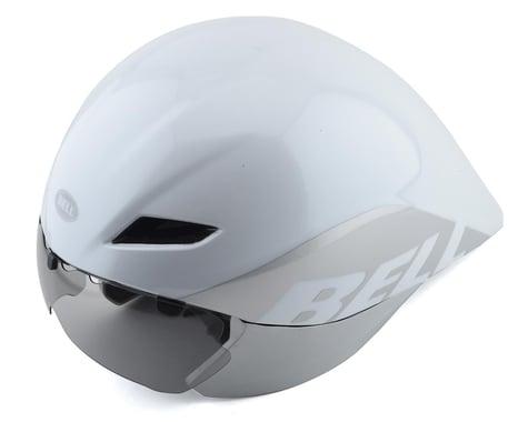 Bell Javelin Aero Helmet (White/Silver) (M)
