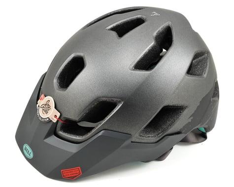 Bell Rush MIPS Women's Helmet ('16) (Matte Gunmetal/Mint Sonic)