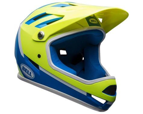 Bell Sanction Helmet (Force Blue/Retina Sear)