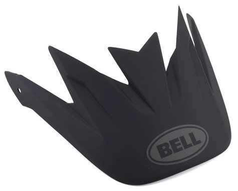 Bell Sanction Replacement Visor (Matte Black)